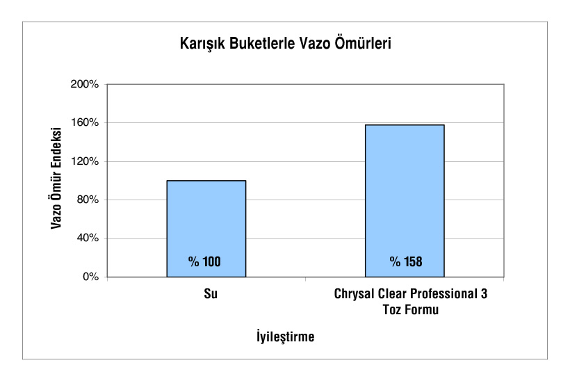 Profesyonel Seri Chrysal Clear Professional 3